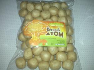 Kerupuk Atom HaNaFa 75gr